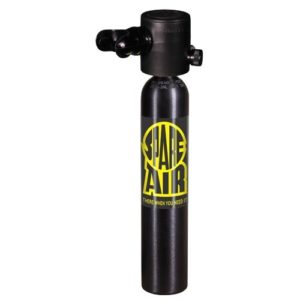 Spare air Black bottle