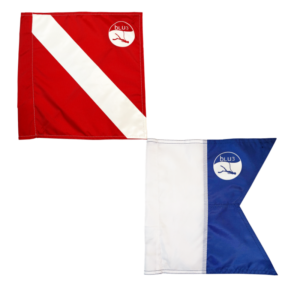 NEMO Dive Flags